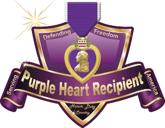 purple heart recipients