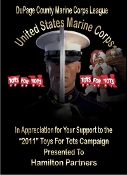 (A)T4T12  Marine Salute with Santa