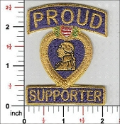 Proud Supporter Patch