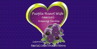 Purple Heart Family License Plate
