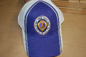 Hat Purple/White MOPH Logo