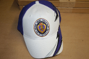 Hat White/Purple MOPH Logo