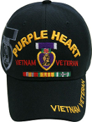 Hat Vietnam Veteran Purple Heart
