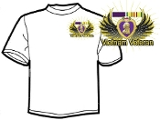 T shirt Vietnam Veteran Wings