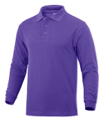 Long Sleeve Polo Shirt MOPH