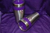 Travel Mug - Purple Heart