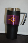 Travel Mug 2 - Purple Heart