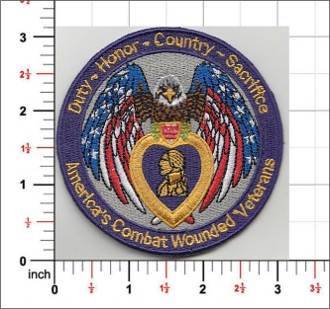 Eagle Design Patch