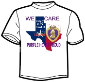 Texas Support T-Shirt