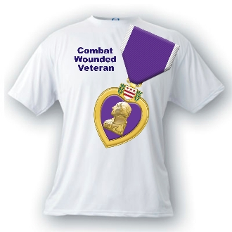 Purple Heart Tee