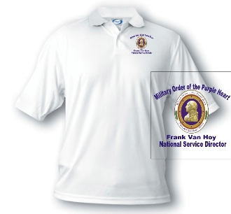 NSO Personalized Polo