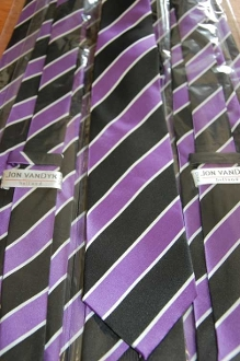 Purple Heart Necktie