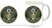 Mugs US Army Purple Heart