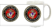 Mugs USMC Purple Heart