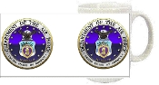 Mugs US Air Force Purple Heart