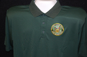 US Army Poly Polo