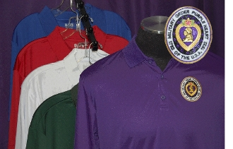 100% Poly Polo Solid Colors
