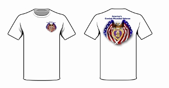 T shirt American Eagle Purple Heart